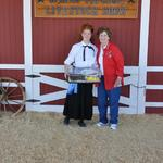 Best of Show Cake - Savanna Yount; Buyer - Meyer Farms