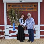 Best of Show Horticulture Dry - Savanna Yount; Buyer - David and Caryn Graffo
