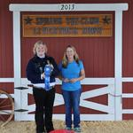 Best of Show Canning - Cassidy Cox; Buyer - Danny and Barbara Drake