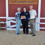 Best of Show Quick Bread - Megan Moynahan; Buyer - Cheyenne Holmes