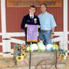 Grand Champion Fryer Rabbits - Ray Schroell; Buyer - Cary Herndon
