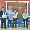 Grand Champion Broilers - Casey Kelly SFFA; Buyer - Troy and Kelly Thompson