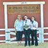 3rd Place Horticulture Fresh - Emma Holland 4-H; Buyer - Greg and Brenda Keys