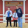 1st Place Cookies - Kaden Duncan WFFA; Buyer - Greg and Brenda Keys