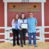 Best of Show Art - Abigail Clark - Spring 4-H; Buyer - Andy and Mary Cochrum