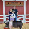 Reserve Champion Swine - Hannah Theiss Spring 4-H; Buyer - Kevin Snow